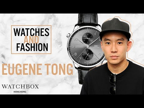 Eugene Tong Talks His Watch Collection and the Fashion Industry
