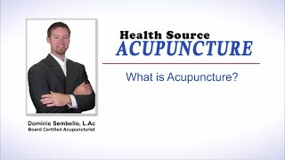 What is Acupuncture ? | Linwood New Jersey Acupuncture