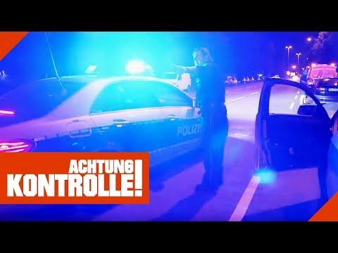 Schießerei! Großeinsatz der Polizei - Kann der Täter ermittelt werden?   Achtung Kontrolle