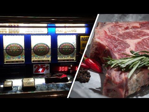 Amerikanerin gewinnt 43 Millionen Dollar - Casino bietet ihr stattdessen ein Steak