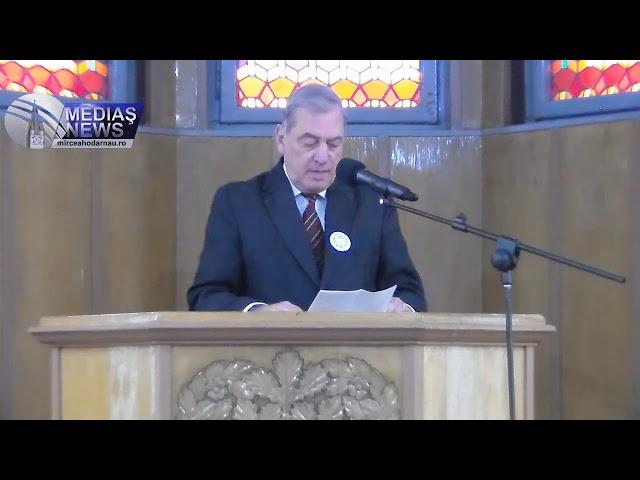 Alocutiune Dr. Paul-Jürgen Porr, Presedintele FDGR
