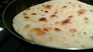 ЛАВАШ ! Простой ,быстрый  рецепт тонкого Лаваша  Домашний рецепт ! The PITA bread !