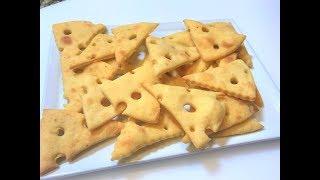 Сырное Печенье  МЫШКИНА РАДОСТЬ. Cheese Cookies