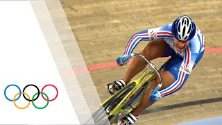 Video Felicia Ballanger leaves on the highest note - Women's Track Cycling - Sydney 2000 download MP3, 3GP, MP4, WEBM, AVI, FLV Agustus 2018