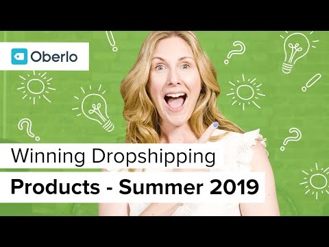 Winning Dropshipping Products to Sell on Shopify [Summer 2019] thumbnail