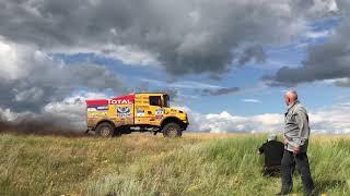 Шелковый Путь 2017. Южный урал. Silk Way Rally 2017