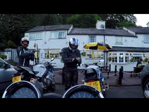 Aiming to enter the Isle of Man TT & get on Top Gear