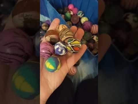 Мячики попрыгунчики ! 2 часть!