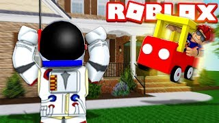 THE BABY LEARNED HOW TO FLY!! - ROBLOX WHERE'S THE BABY