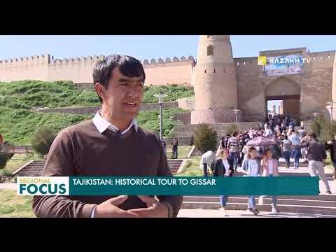 Гиссарская крепость в Таджикистане привлекает туристов со всего мира