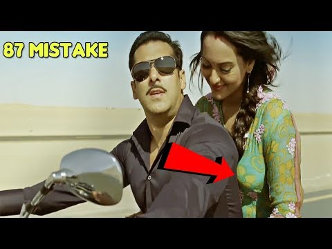 (87 Mistakes) In Dabangg - Plenty Mistakes...