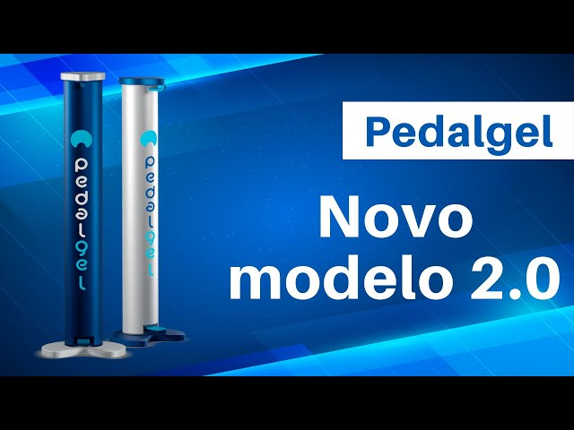 Pedalgel Novo Modelo 2.0 - Review Saúde e Beleza #pedalgel