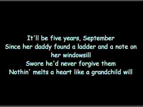Mark Wills - Jacob's Ladder with Lyrics