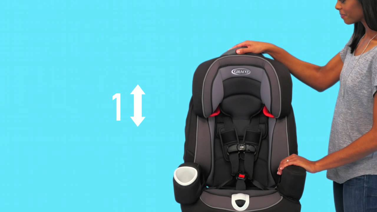 Gracos Top Rated Nautilus 80 Elite 3 In 1 Harness Booster Secures Your Child From 22 Lb