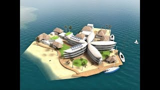 Peter Thiel To Build Floating Island