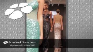 Allure 7063 Dress - NewYorkDress.com