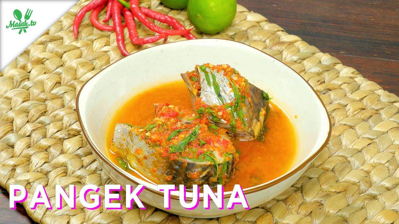 Resep Pangek Tuna