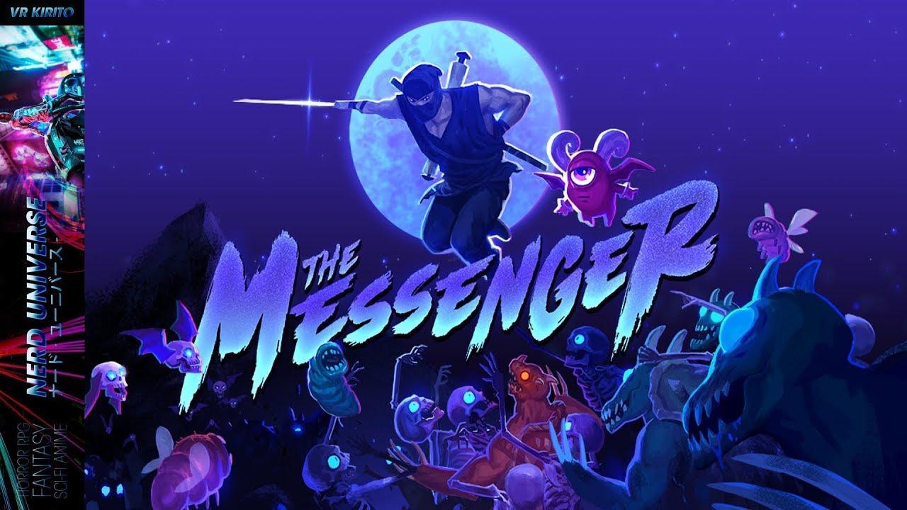 The Messenger 3 Level 3 Der Bambuswald Metroidvania Ninja