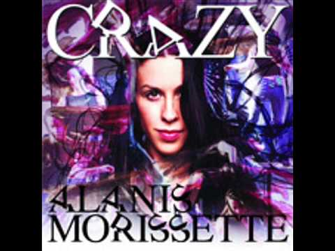 Alanis Morissette  Crazy  With Lyrics!