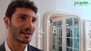 Mia Sposa 2016, Stefano De Martino all'inaugurazione (08.10.16)