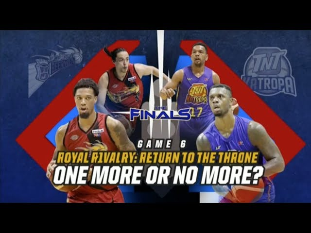 PBA Commissioner's Cup 2019 Highlights: SMB vs TNT Katropa August 16, 2019