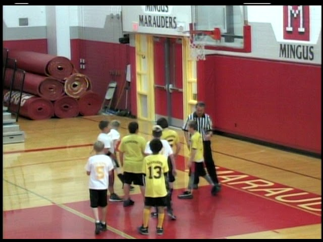 February 24 2018 Youth Basketball Game 2