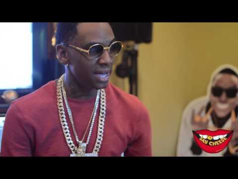 "Soulja Boy: on why he hasn't had a hit record in years. ""Its Coming"""