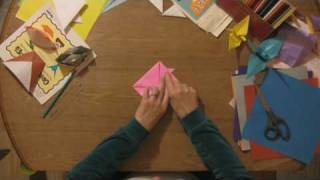 Paper Craft Projects : How to Make a Paper Samurai Helmet
