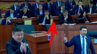 СУУ боюнча 2 Депутаттан УРУШ уккан Чиновниктер  | Акыркы Кабар