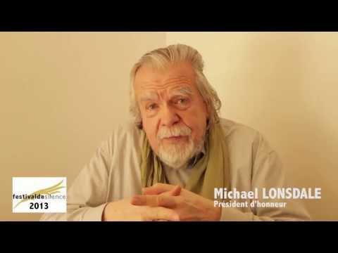 Interview Michael LONSDALE - Festival de Silence 2013