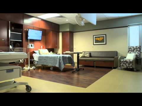 Labor and Delivery Tour, Lone Peak Hospital Travel Video