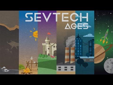 Découverte de Sevtech #17 : Age 2