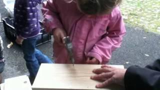 Bat Box Making