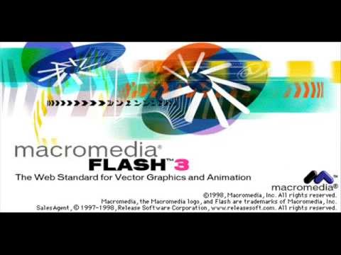 Program Splash Screens Vol. 2: Animation Software (Director, Flash, LiveMotion)