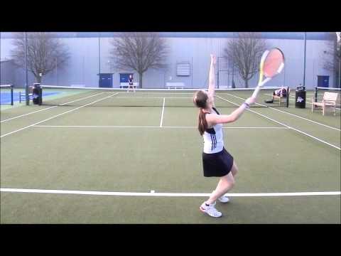 Lucy Matthews Tennis 293