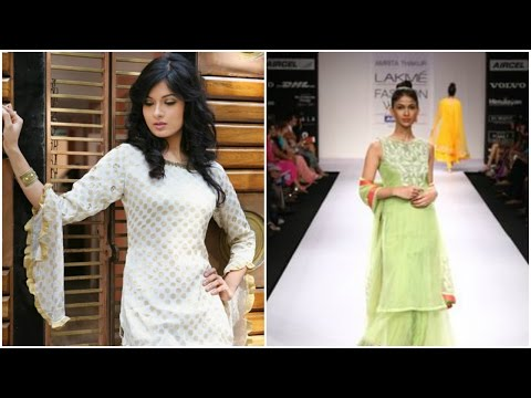 Designer Kurti Designs By Ritu Beri - 10 Best Pick