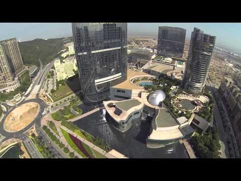 2013 Galaxy-Macau & The venetian Macao Casino