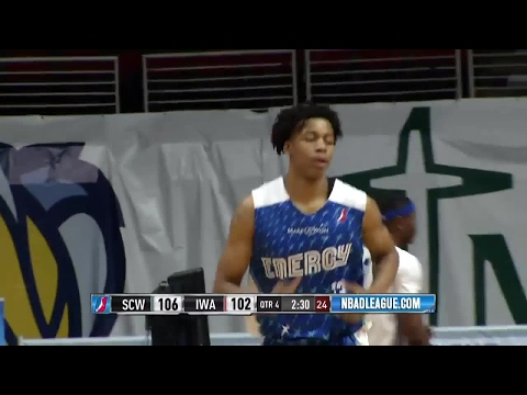 Deyonta Davis posts 16 points & 12 rebounds vs. the Warriors