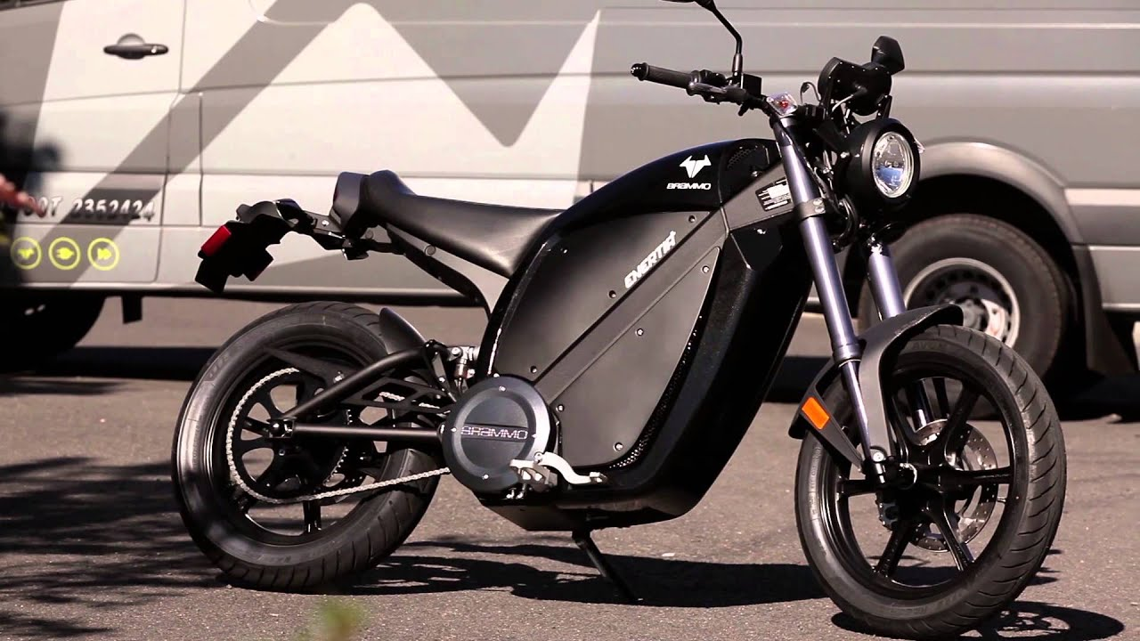 Brammo Empulse Electric Motorcycles On Two Wheels