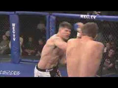 WEC Brian Stann on what he'll never do in the cage