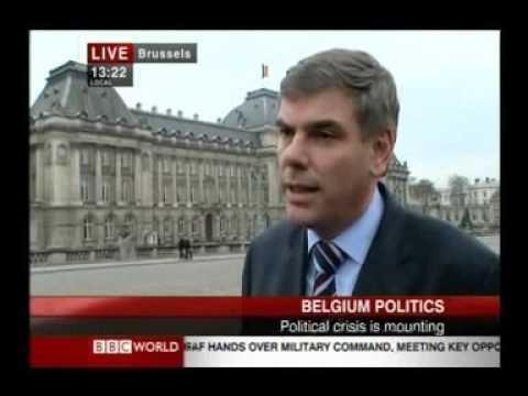 Filip Dewinter op BBC World over belgië