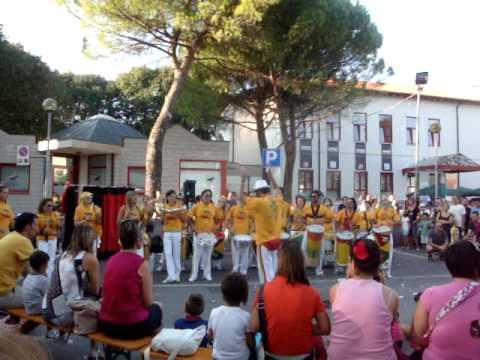 Staranzano Buskers festival '12 - Banda Berimbau