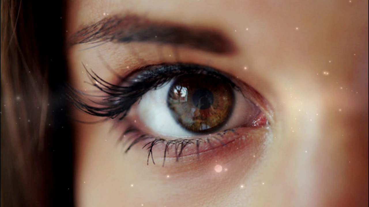 REQUESTED: Get Big Attractive Brown eyes Pretty Eyelashes