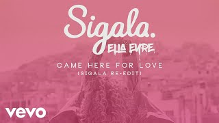 Sigala, Ella Eyre - Came Here For Love... @ www.OfficialVideos.Net