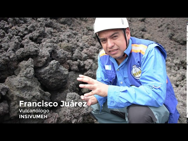 Volcán de Pacaya | Aprende con INSIVUMEH
