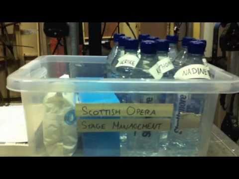 Furtive Figaro 3: Backstage in Aberdeen