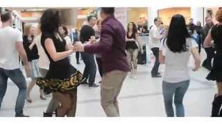 Rueda de Casino International Multi Flashmob Day- GORZÓW WIELKOPOLSKI, POLAND