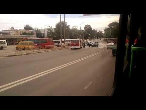 "Авария на автостанции ""Сенная"""