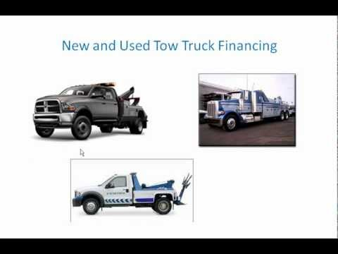 new and used tow truck financing and leasing low rates and payments youtube. Black Bedroom Furniture Sets. Home Design Ideas
