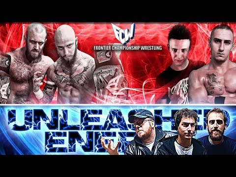FCW UNLEASHED ENERGY: TAG TEAM CHAMPIONS ICARUS & DOVER Vs MATT DISASTER & ALEX FITNESS